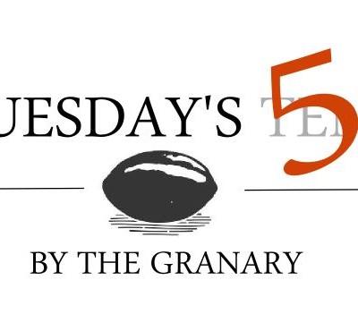 5 Tuesday