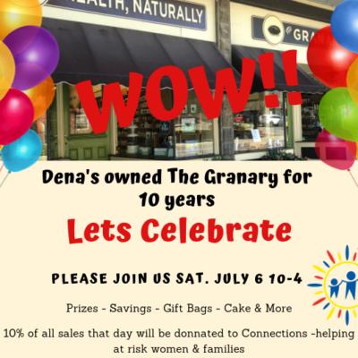 Dena 10th Anniversary